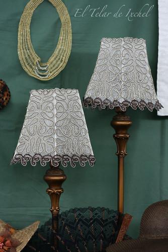 Unas lámparas impresionantes
