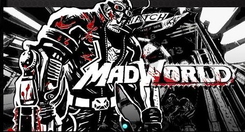 MadWorld - PG Site Screen