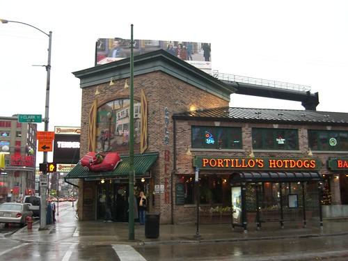 Chicago - Portillo's