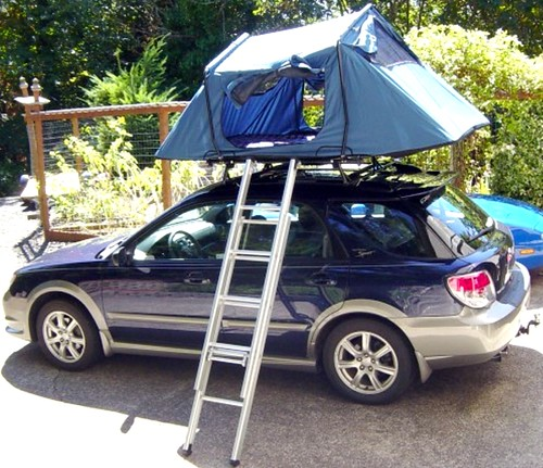 & DIY Trailer / Roof Top Tent [Archive] - Expedition Portal