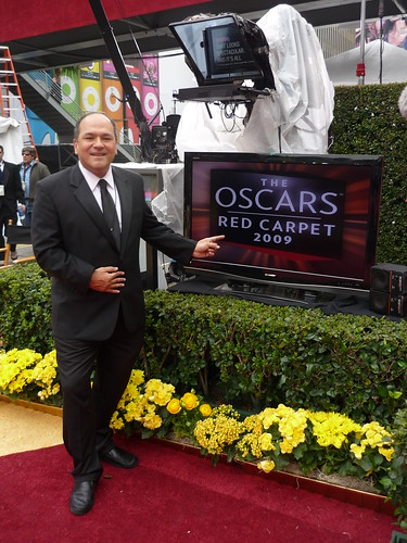 Oscars 2009: Greg Hernandez by you.