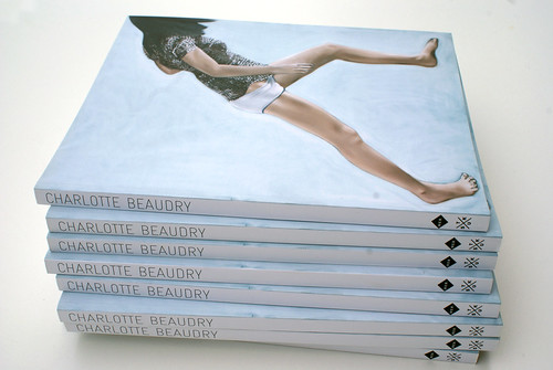 Charlotte Beaudry book by Marc Wathieu.