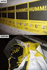 antesydespues (nadie en campaña) Tags: barcelona nadie kittin contrapublicidad