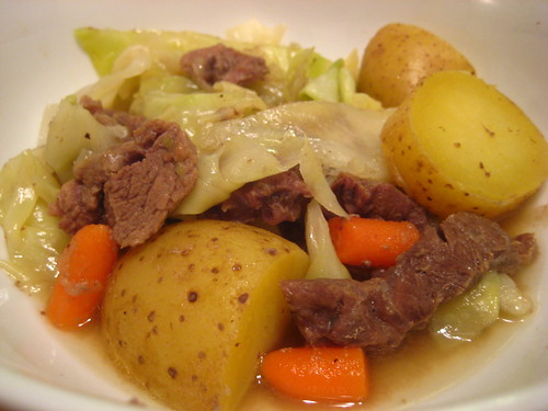 nilaga (filipino beef stew)
