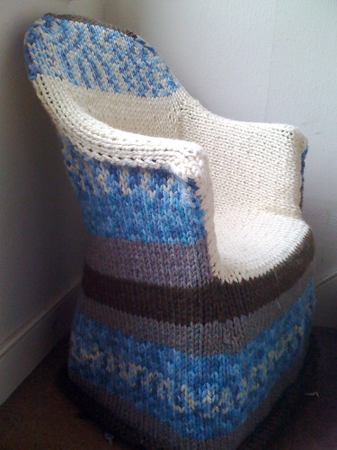 The Not-so-ubiquitous Knitted Chair