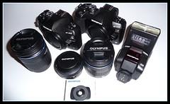 The Gear (Armanius) Tags: lens flash gear olympus 25 pancake me1 zuiko magnifier eyepiece 25mm evolt e510 40150mm 1442 40150 1442mm e410 fl36r