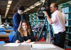 PBS The History Detectives films at Kennedy Library