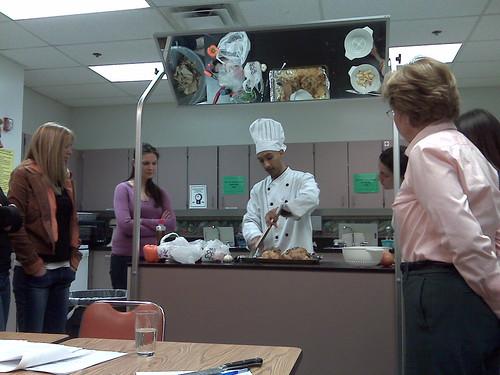Knife Skills Class @ Arlington Continuing Education