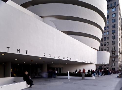 guggenheim museum new york. R. Guggenheim Museum, New