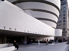 Frank Lloyd Wright, Solomon R. Guggenheim Museum, New York, 1956-59 (rpa2101) Tags: new york white art st museum architecture modern work canon frank spiral concrete ramp long exposure exterior side culture modernism east upper ave round lloyd 5d late restoration guggenheim 1992 wright 24mm artmuseum curve avenue 5th mile tse addition siegal 89th fifth density guggenheimmuseum neutral cantilever humanities museummile 88th museumarchitecture gwathemy arthumanities visipix