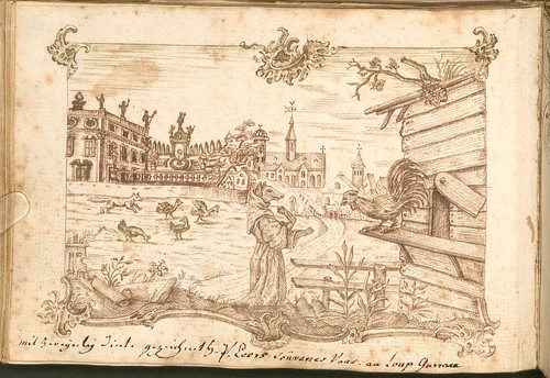 Liber Amicorum - Johann Christian Sigmund Mönch g