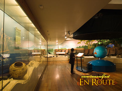 National Museum Origins Room