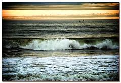 Like waves, we roll on