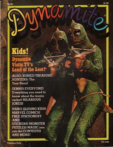 Dynamite Issue 013