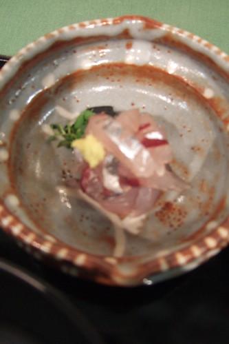 Minazuki no kaiseki(cha-kaiseki june): cooking lesson