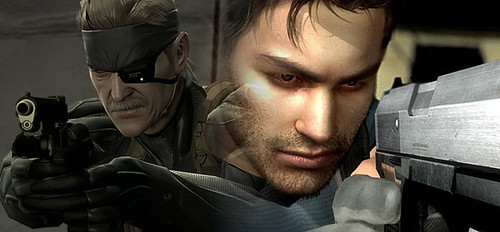 Resident Evil 4 5 And Metal Gear Solid 4 Rise Of The Japanese