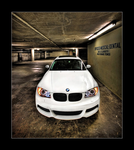 BMW 135i HDR