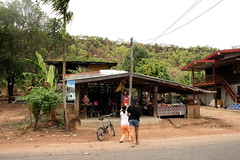 Isaan Village Food Shop Thailand