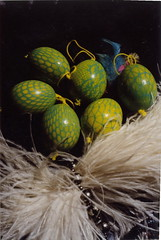 038yellowblue01a (jutkacsak) Tags: easter hungary egg hsvt tojs paintedeggs