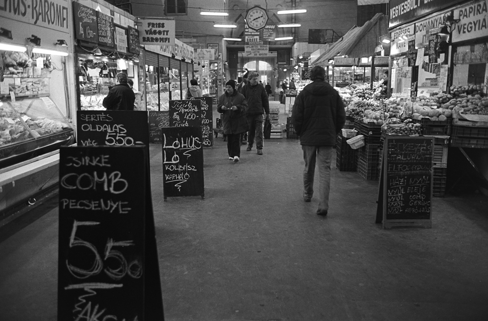 Market Hall - Terezvaros