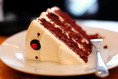 Baked Red Velvet (valvados) Tags: cake brooklyn delicious bakery baked redvelvet