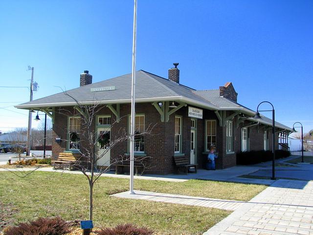 Crossville TN Depot