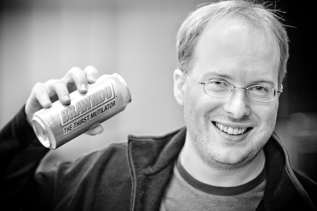 Paul Buchheit, Fueled by Brawndo