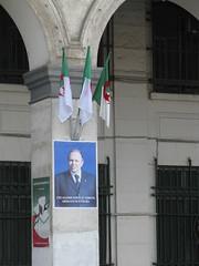 Abdelaziz Bouteflika Poster