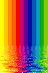 Colourful - iPhone Wallpaper (Lars Kehrel) Tags: pink blue red wallpaper orange green rot apple yellow ipod purple flood touch lars lila 3g gelb colourful grn blau bunt 2g iphone kehrel