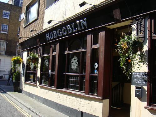 Exterior del pub