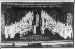 The Awakening. Presention [sic] by Dick Dowling Klan No. 25, Port Arthur, Tex., June 23rd to July 3rd inclusive, a James H. Hull production 1924.jpeg (encyclopediabotanica) Tags: hate kkk kukluxklan unchristian rascists