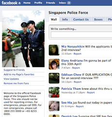 Facebook | Singapore Police Force