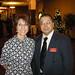 Kelly with Dennis Yee, Mendel Trustee