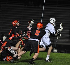 DSC_1019 (MNJSports) Tags: goal highschool tigers lacrosse penalty nightgame marple strathhaven stickcheck closematch