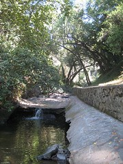 Sausal Creek culvert