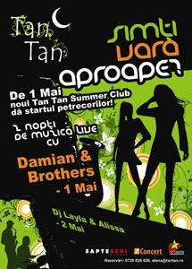 Tan Tan Summer Club