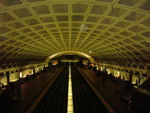 L'Enfant Plaza Station - Washington Metro