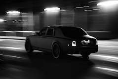 Phantom Matte Black Rolls Royce Phantom in the Night (j.hietter) Tags: longexposure black car night nikon paint flat action hills whole website beverly rolls phantom panning lamborghini royce matte wholecar 18200mm d80