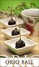 Oreo Ball (Hamad Al-meer) Tags: life stilllife food digital canon ball dessert photography eos design still tea sweet oreo hamad 30d orio حمد almeer anawesomeshot المير hamadhd hamadhdcom wwwhamadhdcom