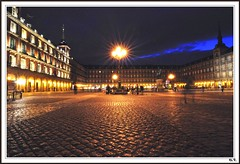 PLAZA MAYOR (Yayo Tortosa) Tags: madrid espaa nikond90 tokina1116