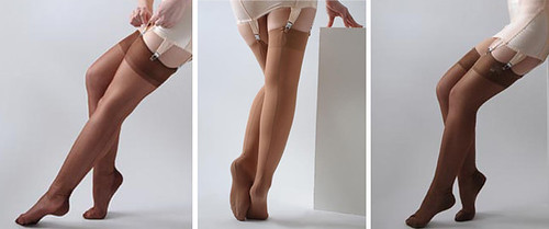 What Katie Did, CC09 hosiery line