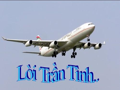 LOI TRAN TINH