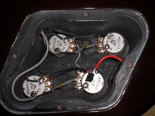 Epiphone les paul wiring harness wire center should i get new tone pots my les paul forum rh mylespaul com epiphone wiring for 50 s epiphone sg wiring asfbconference2016 Image collections