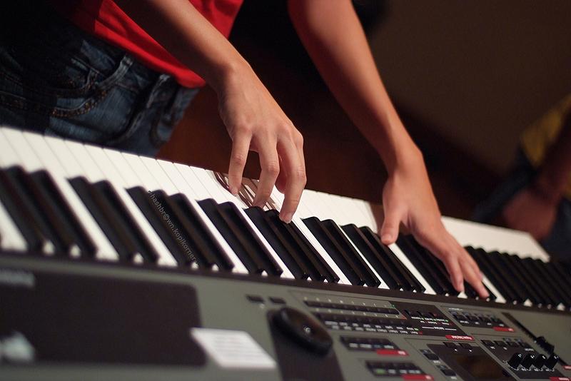 Life is like keys... up n down