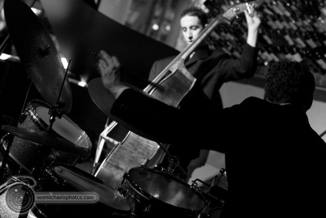 Gilbert Castellanos Quintet at Dizzy's 50209© Michael Klayman-024