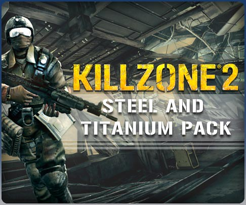 Killzone 2 Steel & Titanium Pack