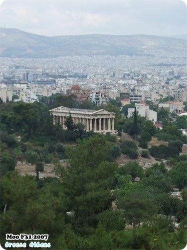 雅典衛城-4