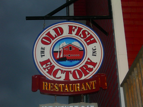 Old Fish Restaurant