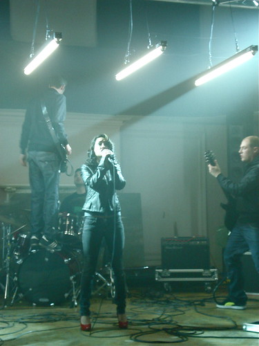 The Qemists Video Shoot