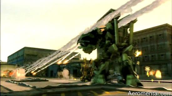 juego Transformers 2 Brawn